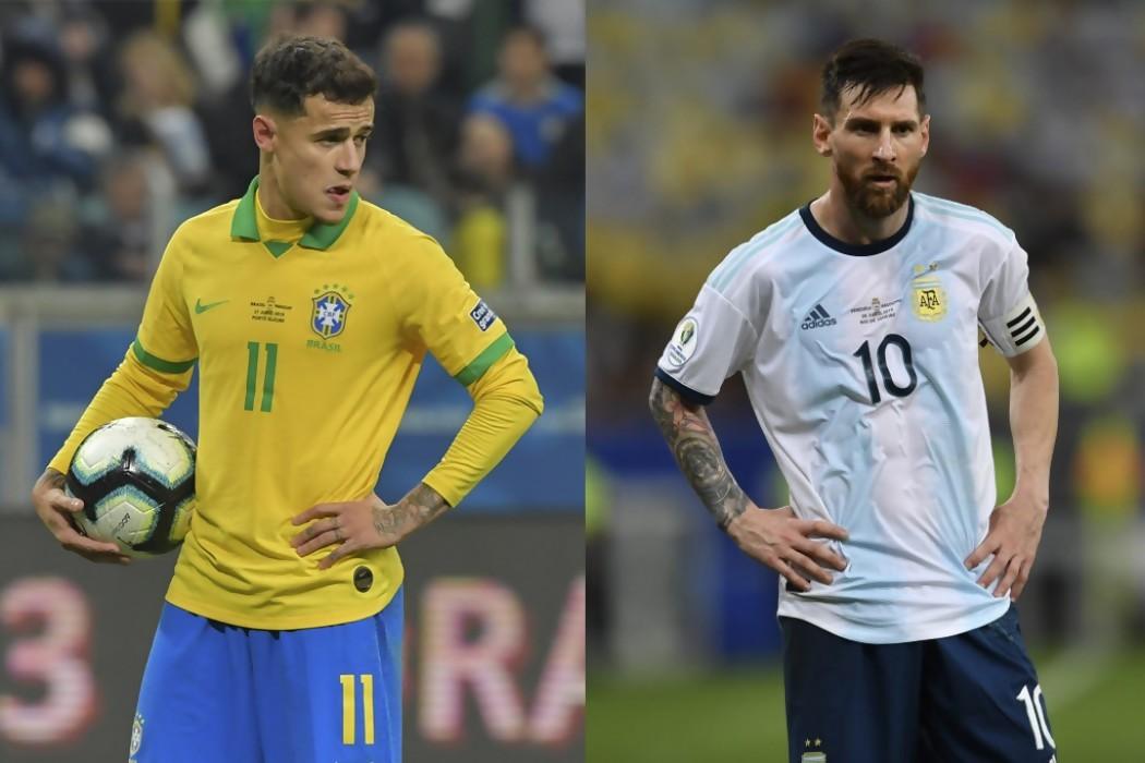 Brasil-Argentina por un lugar en la final de la Copa América — Noticias | Del Sol 99.5 en el la Copa América 2019