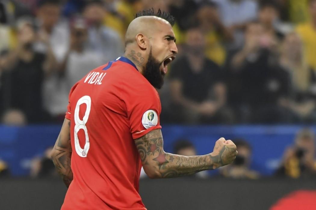 Chile quiere su tercera final consecutiva — 180 | Del Sol 99.5 en el la Copa América 2019