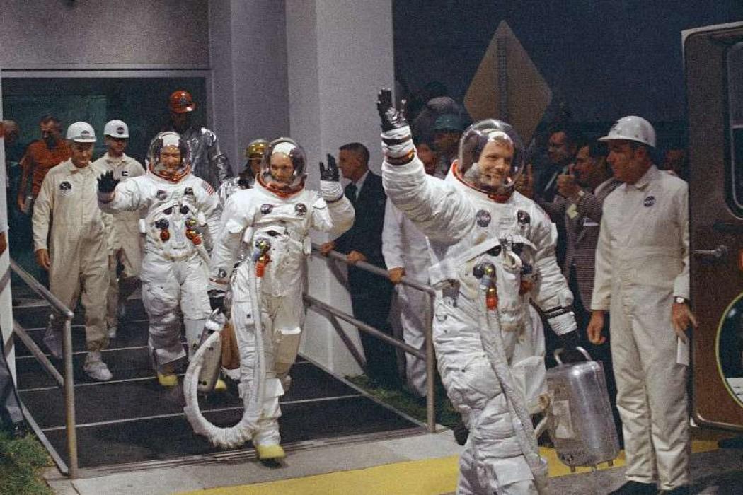Las mejores imágenes del Apolo 11 — 180.com.uy | Del Sol 99.5 en el la Copa América 2019