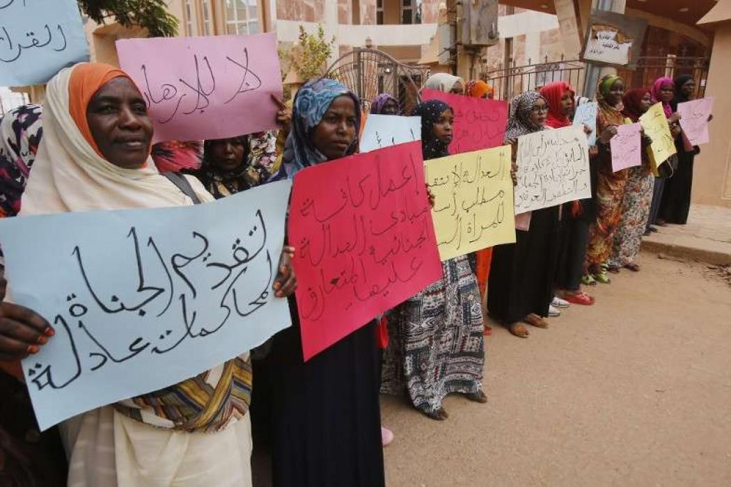 La revolución de las mujeres en Sudán tras la destitución de Al Bashir — 180.com.uy | Del Sol 99.5 en el Mundial Rusia 2018