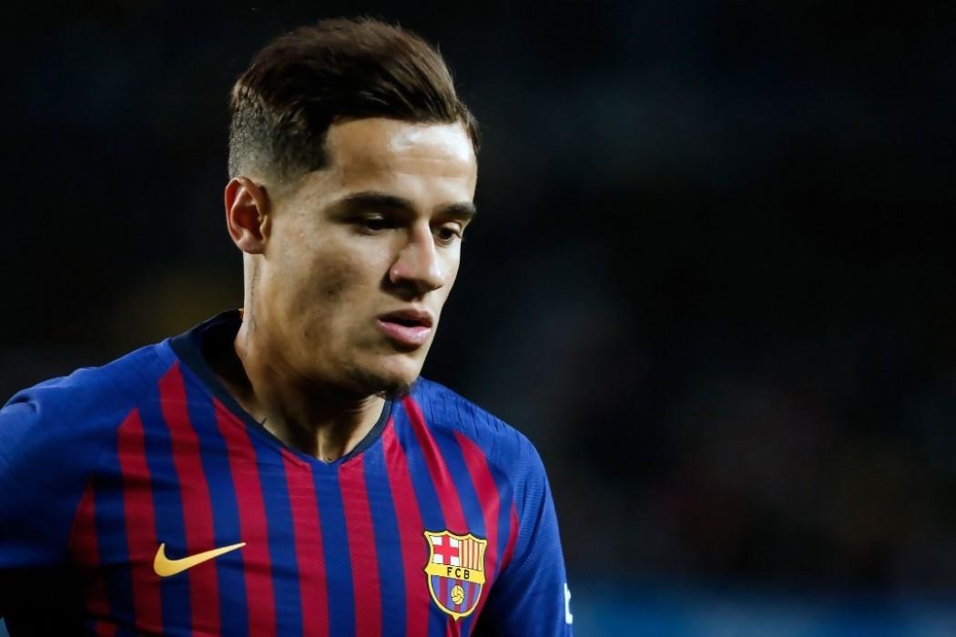 Barcelona cedió por un año a Coutinho al Bayern — 180.com.uy | Del Sol 99.5 en el la Copa América 2019