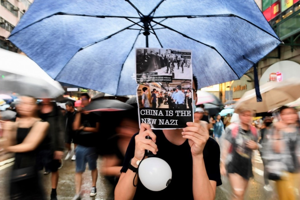 China acusada de utilizar Twitter y Facebook contra protestas en Hong Kong — 180.com.uy | Del Sol 99.5 en el la Copa América 2019