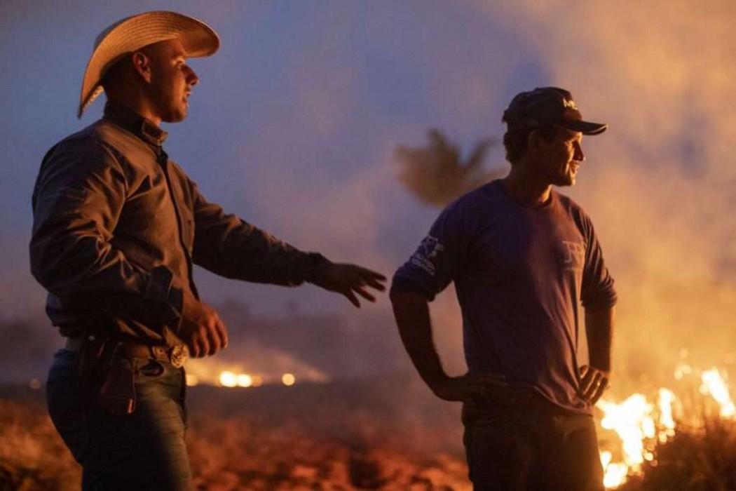 ¿Por qué arde una parte de la Amazonía? — 180.com.uy | Del Sol 99.5 en el la Copa América 2019