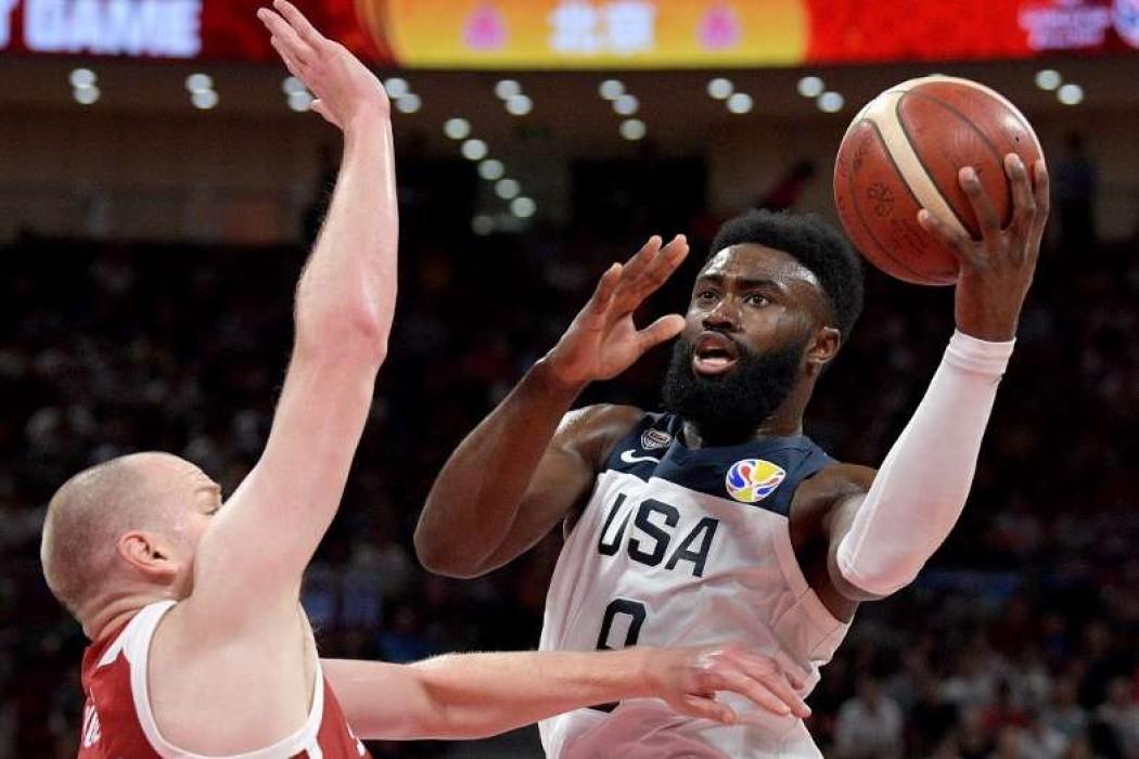 Estados Unidos finalizó séptimo en el Mundial de básquetbol, su peor resultado histórico — 180.com.uy | Del Sol 99.5 en el la Copa América 2019
