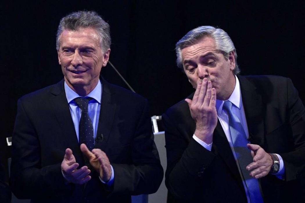 Macri y Fernández cruzaron acusaciones de corrupción en debate — 180.com.uy | Del Sol 99.5 en el la Copa América 2019