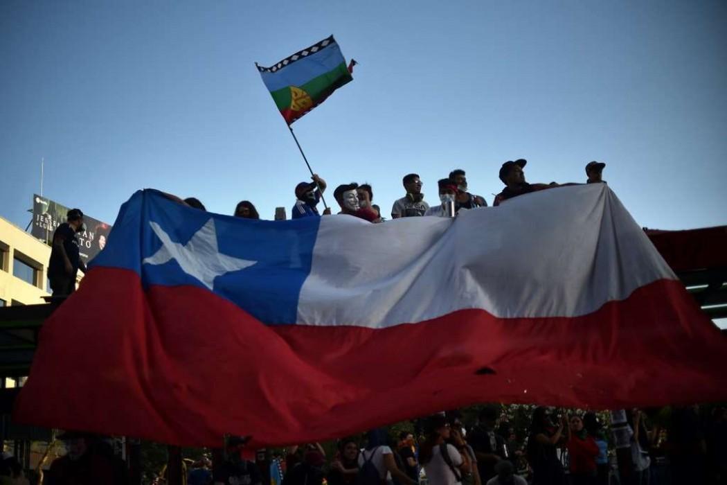 Partidos opositores se unen para pedir una Asamblea Constituyente en Chile — 180.com.uy | Del Sol 99.5 en el la Copa América 2019