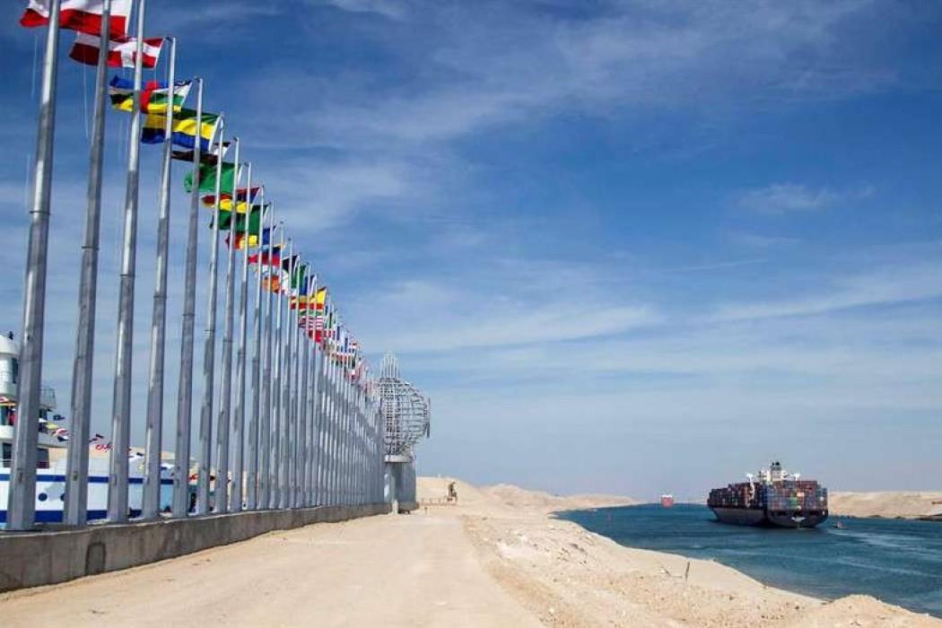 El canal de Suez cumple 150 años entre la satisfacción y las dudas — 180.com.uy | Del Sol 99.5 en el Mundial Rusia 2018