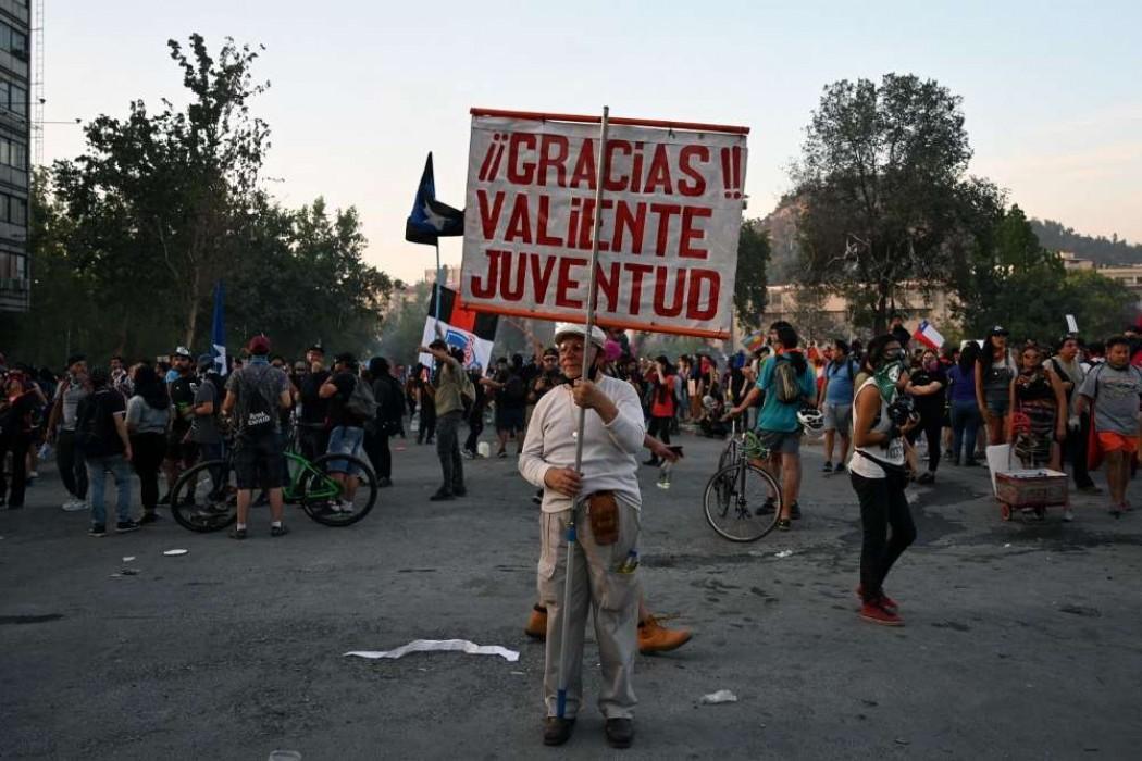 Congreso chileno alcanza acuerdo para subir en 50% pensiones mínimas — 180.com.uy | Del Sol 99.5 en el Mundial Rusia 2018