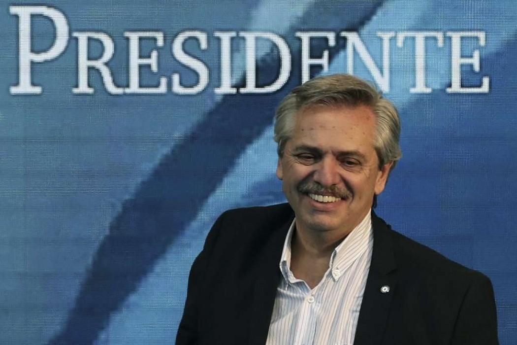 Fernández asume la Presidencia en una Argentina en crisis — 180.com.uy | Del Sol 99.5 en el la Copa América 2019