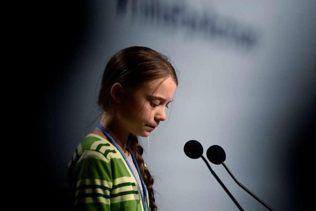 Donald Trump y Greta Thunberg, en el centro de atención del foro de Davos — 180.com.uy | Del Sol 99.5 en el la Copa América 2019