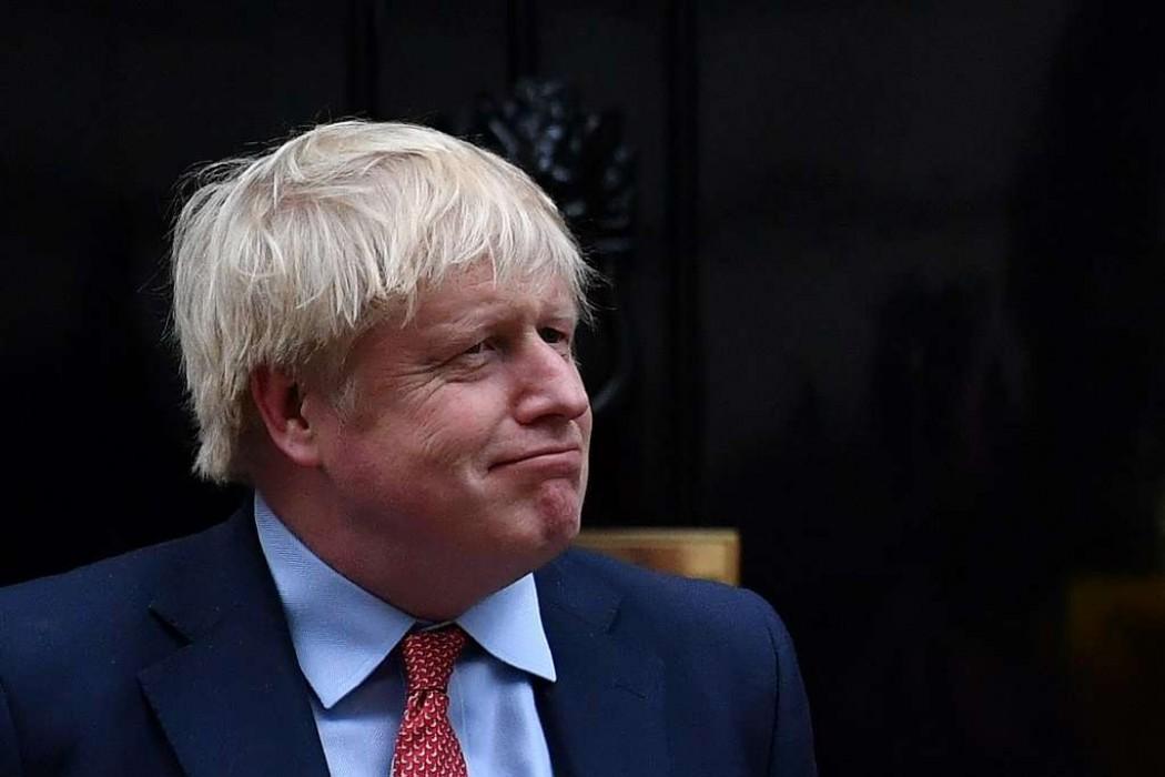 Boris Johnson firmó acuerdo de retirada de la UE — 180.com.uy | Del Sol 99.5 en el la Copa América 2019