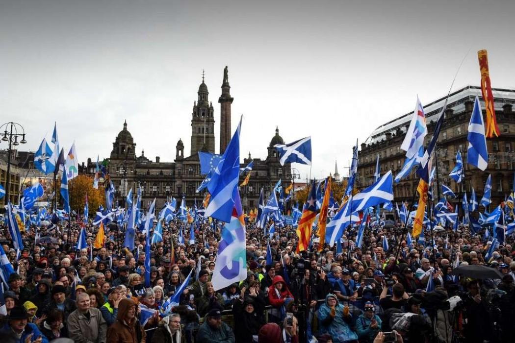 El Brexit relanza el combate por la independencia de Escocia — 180.com.uy | Del Sol 99.5 en el la Copa América 2019
