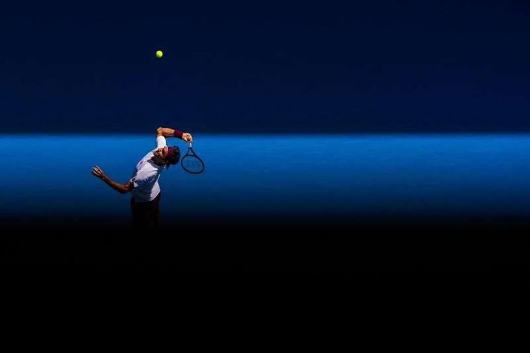 Federer salva siete puntos de partido y está en semis de Australia — 180.com.uy | Del Sol 99.5 en el la Copa América 2019