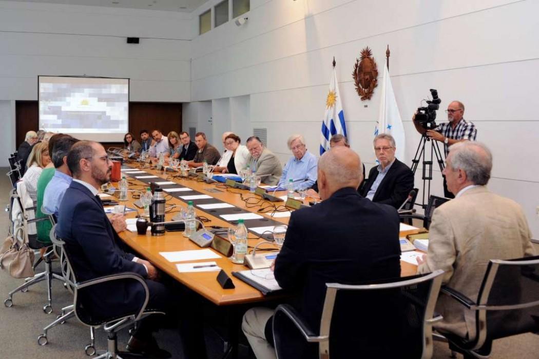Último consejo de ministros presidido por Vázquez — 180.com.uy   Del Sol 99.5 en el la Copa América 2019