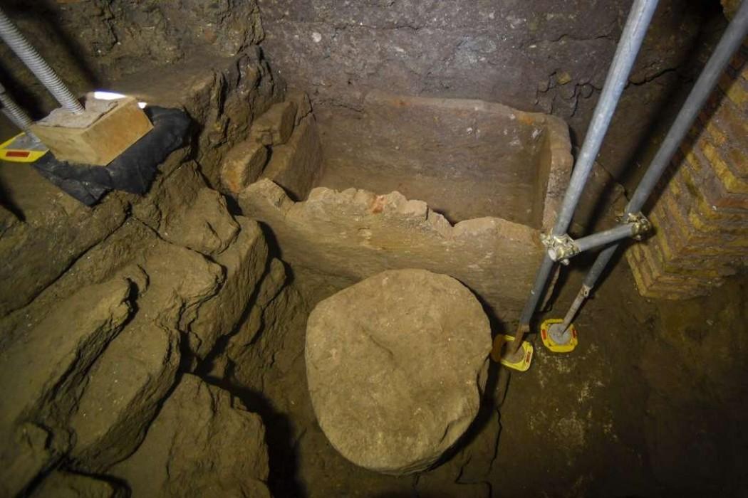 Roma vuelve a sus orígenes con el posible hallazgo de la tumba de Rómulo — 180.com.uy | Del Sol 99.5 en el Mundial Rusia 2018