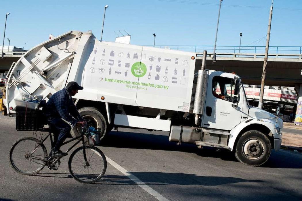 Intendencia suspendió recolección discriminada de residuos reciclables — 180.com.uy | Del Sol 99.5 en el Mundial Rusia 2018