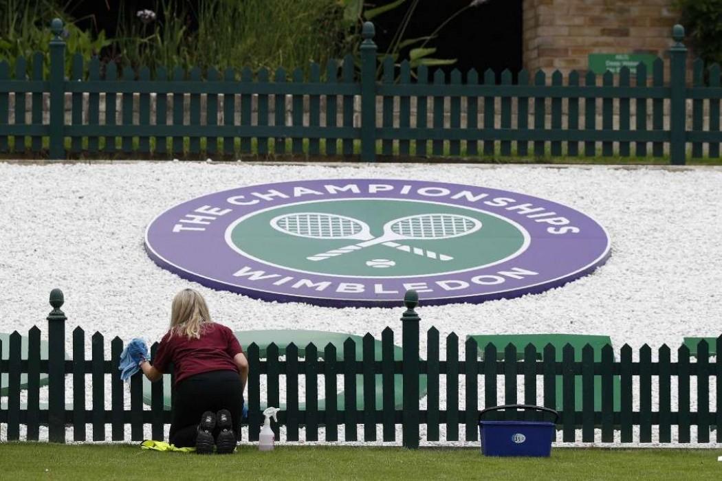 Wimbledon se cancela por primera vez desde la Segunda Guerra Mundial — 180.com.uy | Del Sol 99.5 en el Mundial Rusia 2018