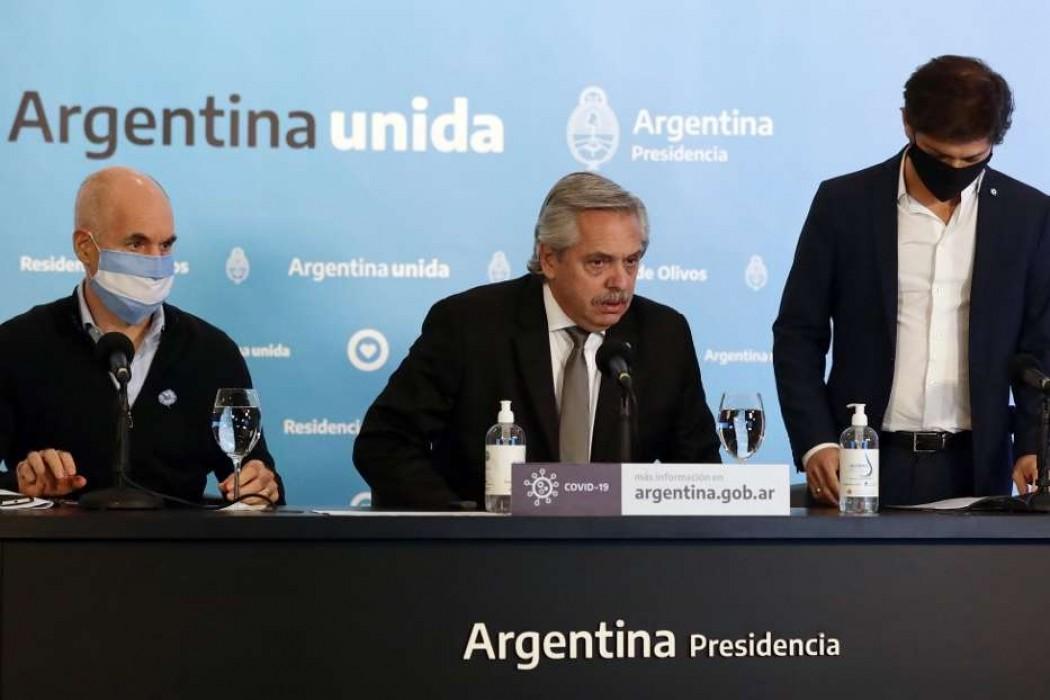 Argentina prorroga 15 días más la cuarentena ante aumento de contagios de COVID-19 — 180.com.uy   Del Sol 99.5 en el Mundial Rusia 2018