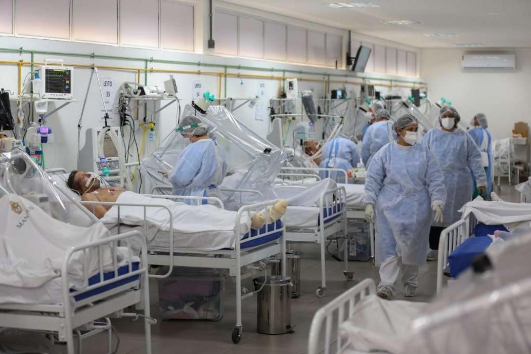 América Latina, un nuevo epicentro de la pandemia de coronavirus — 180.com.uy | Del Sol 99.5 en el la Copa América 2019
