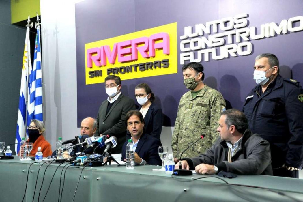 Gobierno refuerza medidas sanitarias en Rivera — 180.com.uy | Del Sol 99.5 en el Mundial Rusia 2018