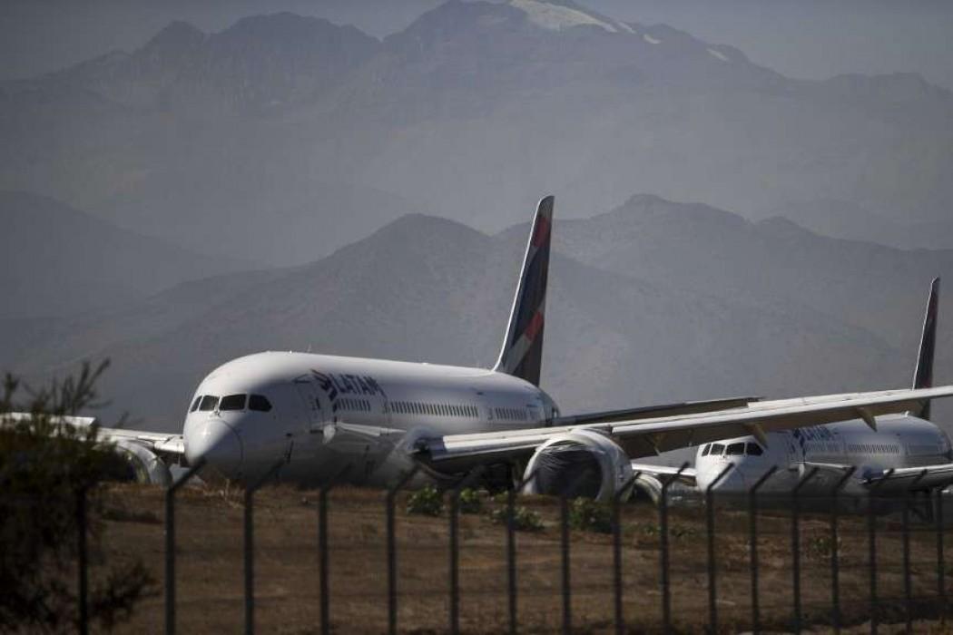 Asfixiada por la pandemia, aerolínea LATAM pide acogerse a ley de bancarrota en EEUU — 180.com.uy | Del Sol 99.5 en el Mundial Rusia 2018