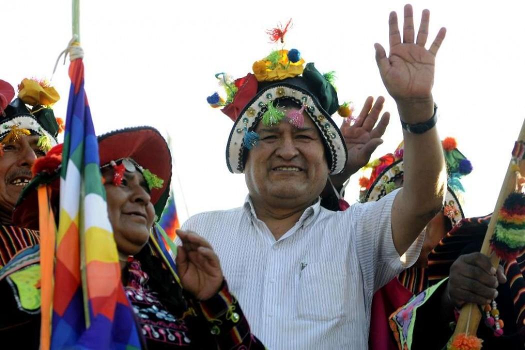 Desde el destierro, Evo Morales apuntala a su partido en la campaña electoral — 180.com.uy | Del Sol 99.5 en el la Copa América 2019