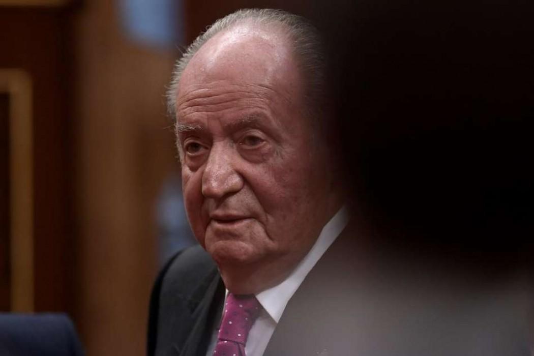 El rey emérito español Juan Carlos, en sus horas más bajas — 180.com.uy | Del Sol 99.5 en el Mundial Rusia 2018