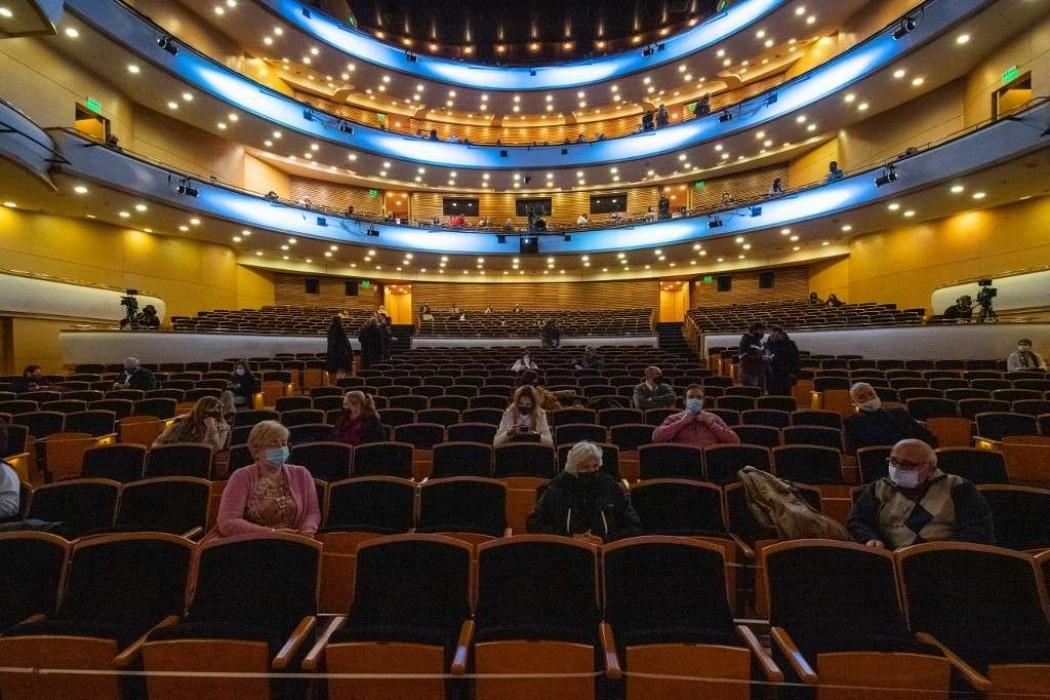 Función del Coro Nacional marcó la reapertura del Auditorio del Sodre — 180.com.uy | Del Sol 99.5 en el la Copa América 2019