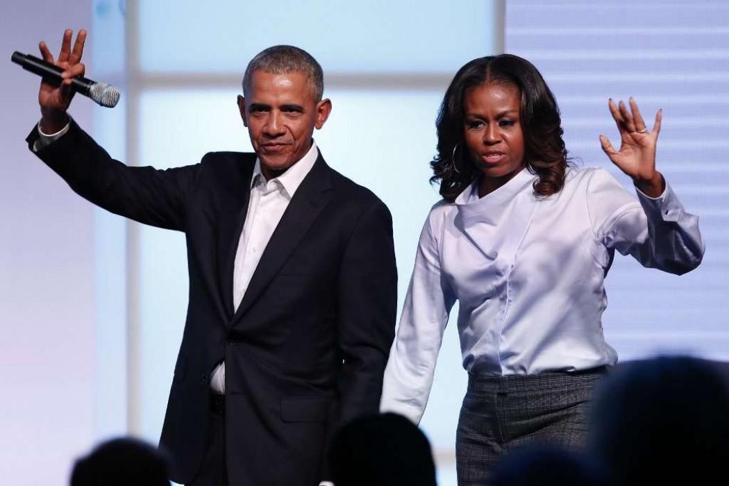 Los Obama darán discursos en momentos clave de la convención demócrata — 180.com.uy | Del Sol 99.5 en el la Copa América 2019