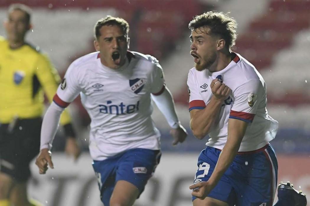 Nacional ganó y terminó primero en su grupo de Libertadores — 180.com.uy | Del Sol 99.5 en el la Copa América 2019