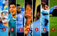 Portal 180 - Las 7 clásicas etapas de Uruguay en las últimas eliminatorias