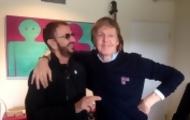 Portal 180 - Paul McCartney y Ringo Starr juntos de nuevo en un estudio