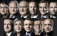 Portal 180 - Once candidatos disputarán la presidencia francesa