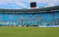 Portal 180 - Hincha de Belgrano arrojado desde la tribuna sufrió muerte cerebral