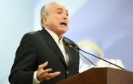 """Portal 180 - Temer pide suspender pesquisas en su contra ante pruebas """"manipuladas"""""""