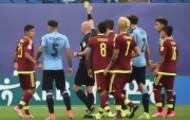 Portal 180 - Castrilli culpa al juez por la eliminación de Uruguay