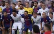Portal 180 - Barcelona homenajeó al Chapecoense en el Gamper con goles, aplausos y lágrimas
