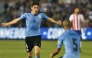 Portal 180 - Las mejores fotos del triunfo de Uruguay