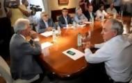 Portal 180 - Vázquez convocó a mesa de trabajo entre gobierno y gremiales rurales