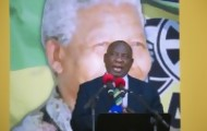 Portal 180 - El partido oficialista de Sudáfrica decide la salida del presidente Zuma