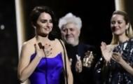 Portal 180 - Penélope Cruz recibió el César de Honor de manos de Almodóvar