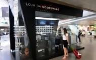 """Portal 180 - Netflix abre cadena de """"tiendas de la corrupción"""" en aeropuertos de Brasil"""