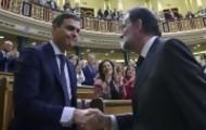 Portal 180 - Sánchez derriba a Rajoy y es el nuevo presidente del gobierno español
