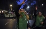 Portal 180 - Argentina se prepara para votación clave en despenalización del aborto