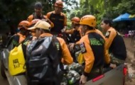 Portal 180 - Fallece un buzo tailandés mientras ayudaba a los niños atrapados en la cueva