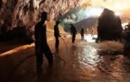 Portal 180 - Más de 100 perforaciones para evacuar a niños atrapados en cueva de Tailandia