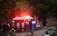 Portal 180 - Cuatro de los 12 niños atrapados en una cueva de Tailandia fueron rescatados