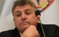 """Portal 180 - Valdez renunció a la AUF y descartó """"presión, amenaza o extorsión"""""""