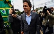 Portal 180 - Haddad reemplaza a Lula como candidato presidencial del PT en Brasil