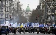 Portal 180 - Marchas y ollas populares en rechazo de ajuste económico en Argentina